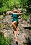 sunbathing Стоковая Фотография
