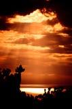 sunbeam Foto de archivo libre de regalías