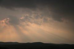 sunbeam Fotografía de archivo