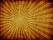 Sunbeam auf grunge Hintergrund stock abbildung