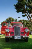 Sunbeam Talbot 90 (1953) front Stock Images