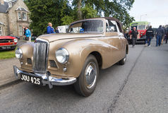 Sunbeam Talbot 90 Royalty Free Stock Photography
