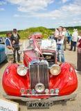 Sunbeam Talbot; Reunião nacional em Inverness. Fotos de Stock