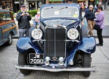 Sunbeam vintage car Stock Photo
