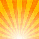 Sunbeams abstract background. With texture Royalty Free Stock Images
