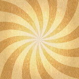 Sunbeams abstract background - Radial background - Sunburst style. Vintage Design Template - White Oak wood texture Royalty Free Stock Photography