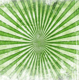 Sunbeams green grunge Royalty Free Stock Photo