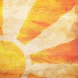 Sunbeams grunge background Stock Photo