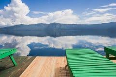 Laguna de Apoyo Стоковая Фотография