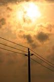 Sunblast Стоковое Изображение RF