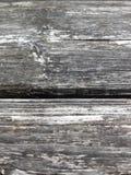 Sunbleached pyknicznego stołu zakończenie up Obraz Royalty Free