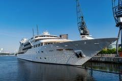 Sunborn Yacht Hotel royalty free stock photos