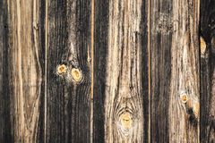 Sunburned wooden planks background Stock Images