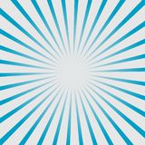 Sunburst, предпосылка starburst, сходясь линии также вектор иллюстрации притяжки corel иллюстрация штока