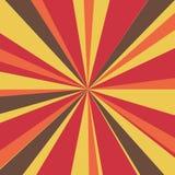 sunburst предпосылки Стоковое Изображение RF
