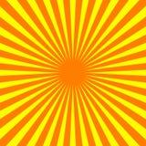 SunBurst [01] Imagens de Stock Royalty Free