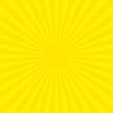 SunBurst [10] stock image