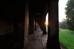 sunburst Arkivfoto