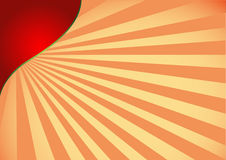 Sunburst Royalty Free Stock Images