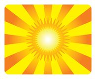 Sunburst Royalty Free Stock Image
