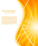 Sunburst Royalty Free Stock Photo