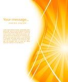 sunburst Стоковое фото RF