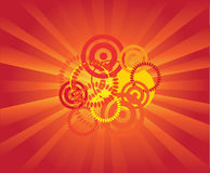 Sunburst Royalty Free Stock Image