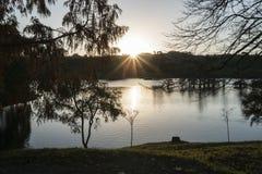sunburst fotos de archivo libres de regalías
