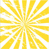 sunburst Obraz Royalty Free