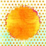 sunburst Imagenes de archivo