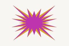 sunburst Imágenes de archivo libres de regalías