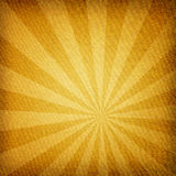 Sunburst abstract fabric texture background Royalty Free Stock Photos