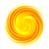 Sunburst abstract vector Stock Image