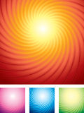 Sunburst background Royalty Free Stock Images