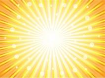 Sunburst background Stock Photos