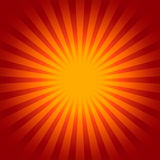 Sunburst background. Glow Sunburst Ray Abstract Vector background vector illustration
