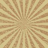 Sunburst de Grunge [2] Fotografia de Stock Royalty Free