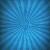 Sunburst illustration Royalty Free Stock Images