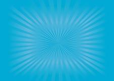 Sunburst - imagem do vetor Imagem de Stock