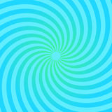 Sunburst Pattern. Radial background Royalty Free Stock Photos