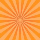 Sunburst Pattern. Radial background royalty free illustration