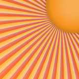 Sunburst rays abstract background Royalty Free Stock Image