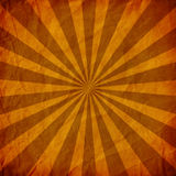 Sunburst retro Imagem de Stock Royalty Free