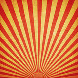 Sunburst retro background Stock Images