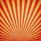 Sunburst retro background Stock Images