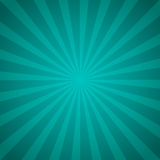 Sunburst Retro in vintage style. Vector illustration Royalty Free Stock Photography