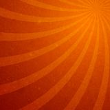 Sunburst spiral wallpaper Stock Image