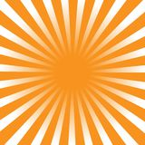Sunburst, starburst background, converging lines. Vector illustration. Vector illustration Sunburst background starburst stock illustration