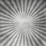 sunburst starzejąca się cementowa ściana Zdjęcia Stock