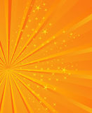 Sunburst vector. Sunburst blue  background for your text Royalty Free Stock Photography